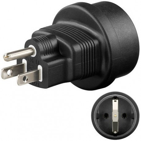 Y - power cord adapter Type B for USA standard