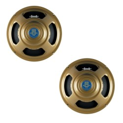 "Celestion Gold Bulldog 12 "" Bundle 2 x 8 Ohm"